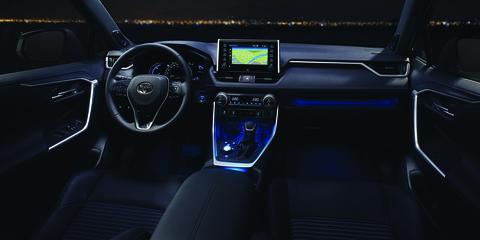2019 Toyota RAV4 revealed for Europe