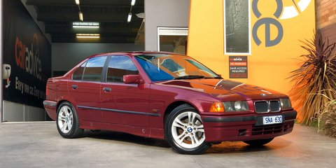 1995 BMW 318i review Review
