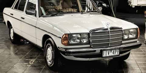 1982 Mercedes-Benz 230E review