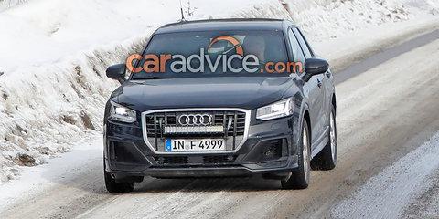 2019 Audi SQ2 spied