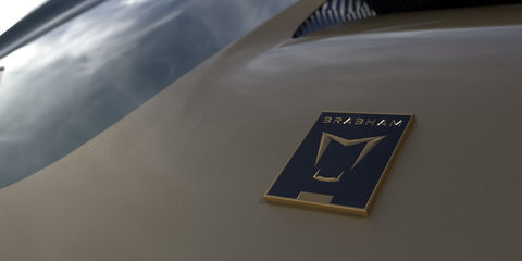 Brabham Automotive: The story behind the logo