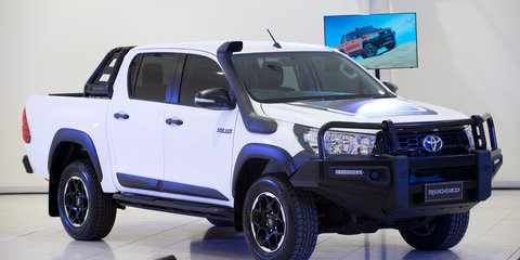 Toyota talks Australian vehicle development, new HiLux editions