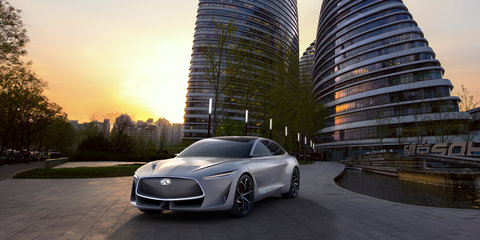 Infiniti confirms new electrified platform