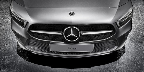 Mercedes-Benz Sport parts for A-Class revealed