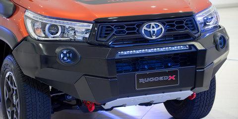 Toyota talks Australian vehicle development, new HiLux editions