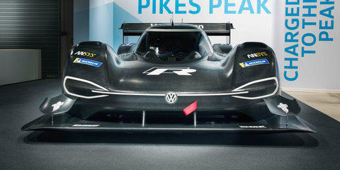 Volkswagen I.D. R Pikes Peak revealed