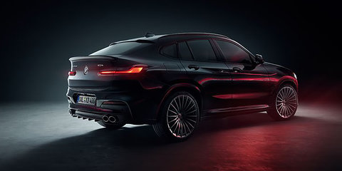 Alpina XD3 coming next year, XD4 not for Australia