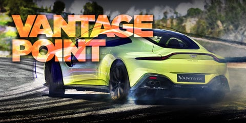 2018 Aston Martin Vantage review: Hunting the 911