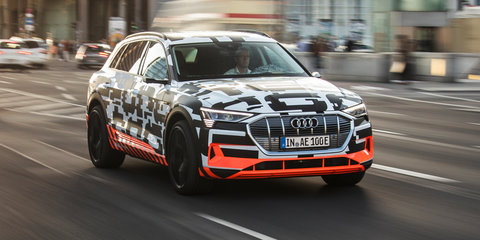 Audi embraces electric future, internal combustion to remain for decades