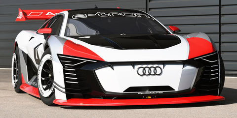 Audi e-tron Vision Gran Turismo headed for the real world