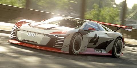 Audi e-tron Vision Gran Turismo headed for the real world
