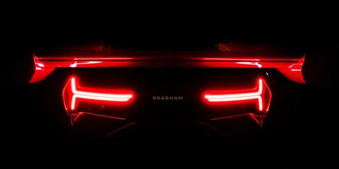 Brabham BT62 teased... again