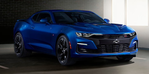Camaro ZL1 headed Down Under: Trademark, facelift open door for 485kW coupe locally