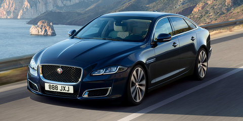 2018 Jaguar XJ50 revealed