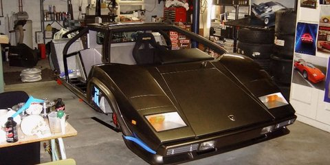 The 17-year Lamborghini Countach project
