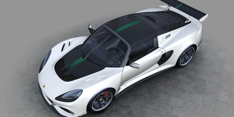Lotus Exige Cup 430 Type 25 unveiled