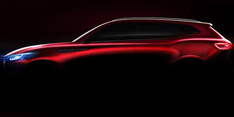 MG X-Motion concept teased