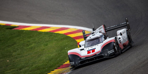 Porsche 919 Hybrid Evo breaks Spa lap record