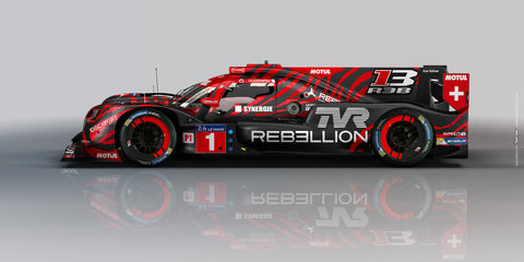 TVR returning to Le Mans with Rebellion Racing