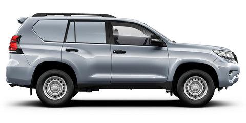 Toyota LandCruiser Utility Commercial revealed for the UK