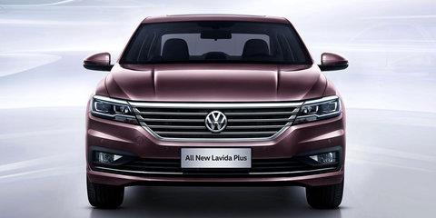 Volkswagen Lavida Plus revealed for China