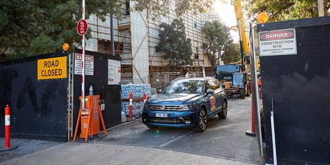 Volkswagen: Tiguan Allspace hunting Santa Fe, Sorento