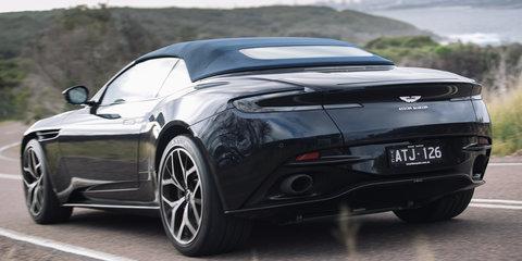2018 Aston Martin DB11 Volante review