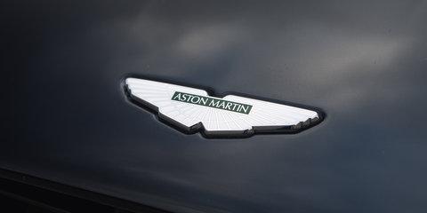 Aston Martin DB11 v Vantage GT8 drag race - video