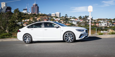2018 Holden Commodore RS Liftback v Subaru Liberty 2.5i Premium sedan comparison