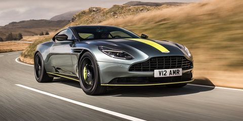2018 Aston Martin DB11 AMR revealed - UPDATE