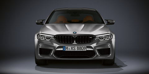 2018 BMW M5 Competition revealed