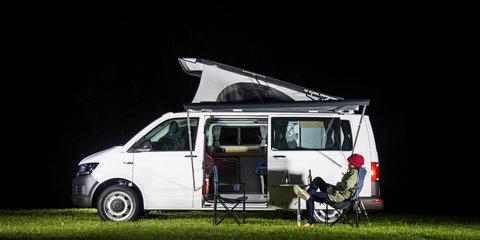 Van Life: 2018 Volkswagen Transporter Trakkadu 400