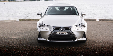 2018 Lexus IS300 Sports Luxury review