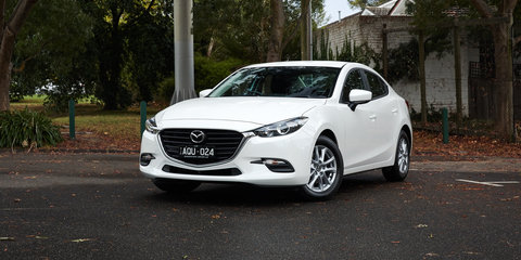 2018 Mazda 3 Neo Sport sedan review