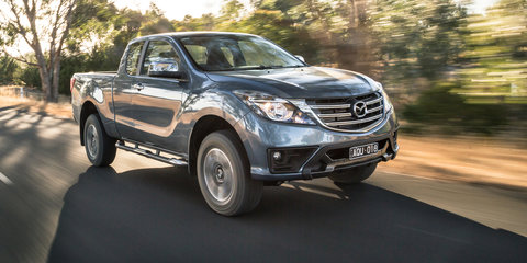 2018 Mazda BT-50 recalled for steering fix