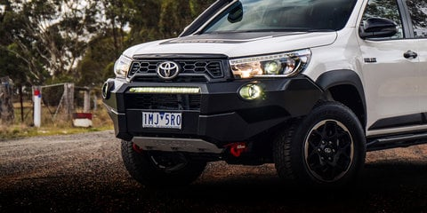 2018 Toyota HiLux Rugged X manual review