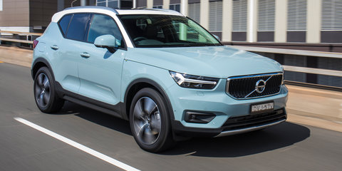 Volvo V40 replacement confirmed, XC40 production increased