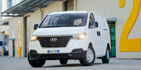 2019 Hyundai iMax and iLoad pricing and specs