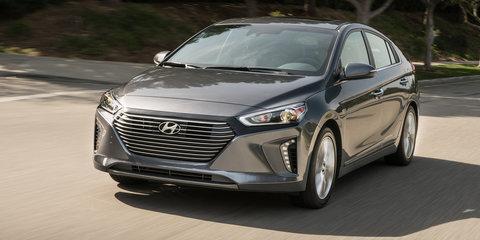2019 Hyundai Ioniq detailed for the US
