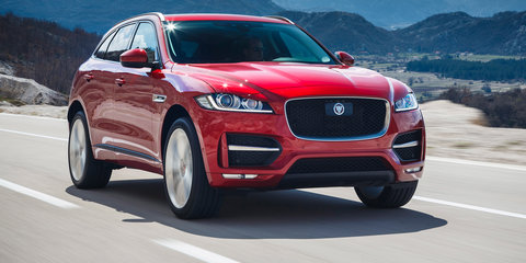 2019 Jaguar F-Pace updates announced