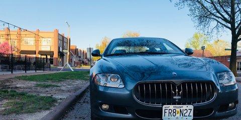 2009 Maserati Quattroporte S review