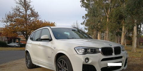 2017 BMW X3 xDrive 20d M-sport review