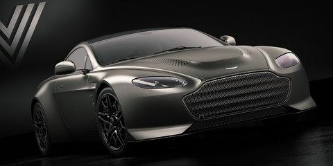 Aston Martin V12 Vantage V600 revealed