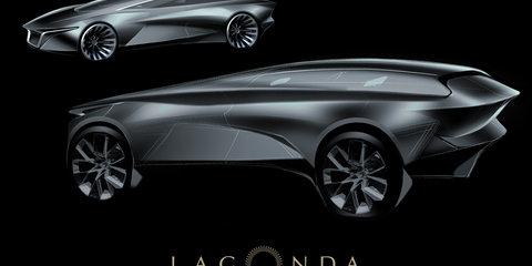 Lagonda confirms electric SUV for 2021