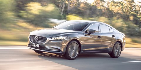 2018 Mazda 6 pricing and specs