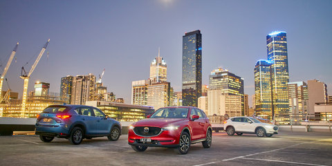 2018 Mazda CX-5 pricing and specs