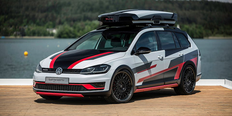 Volkswagen apprentice concepts debut at Worthersee - UPDATE