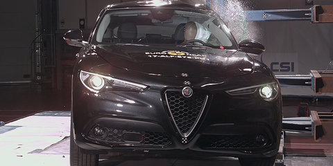 Alfa Romeo Stelvio gets five-star ANCAP rating