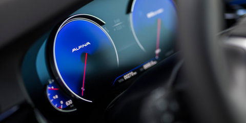 Alpina: Electric power unlikely for foreseeable future