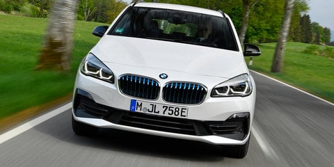 BMW 225xe Active Tourer not for Australia
